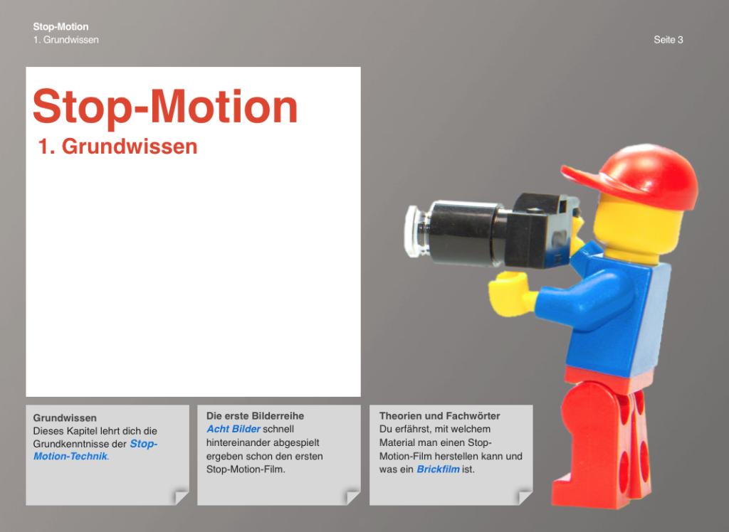 Stop-Motion eBook: Grundwissen