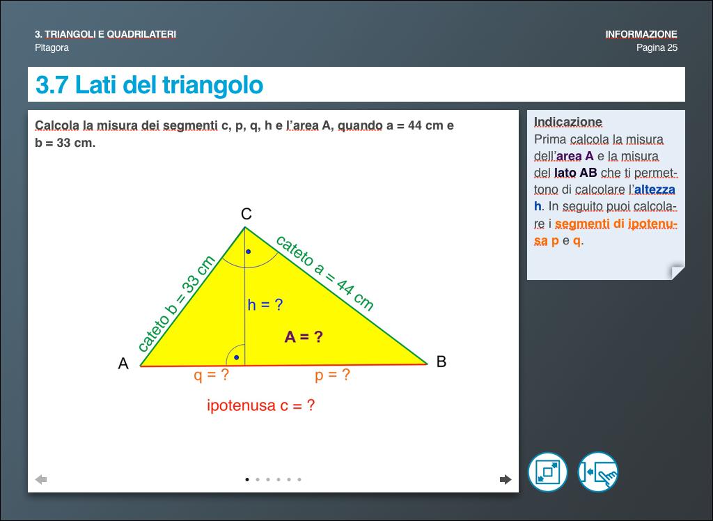 Lati del triangolo