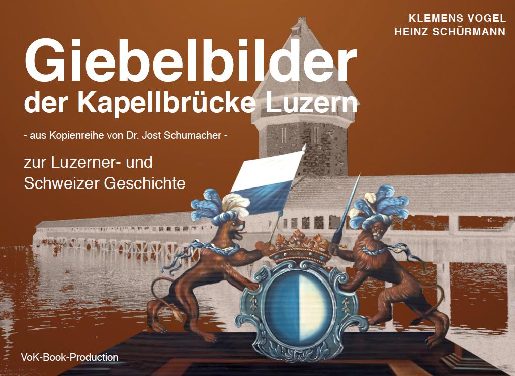 Giebelbilder der Kapellbrücke Luzern